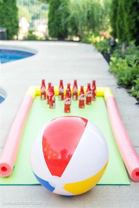 Diy-Beach-Games