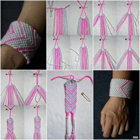 Diy-Bead-Weaving-Bracelet-Instructions