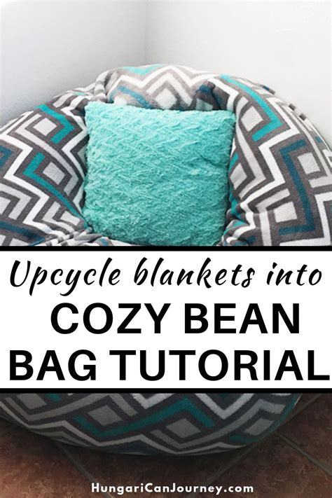 Diy-Bean-Bag-Chair-Bed