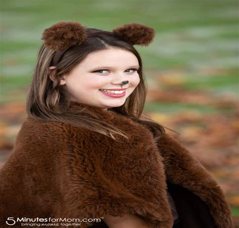 Diy-Bear-Costume