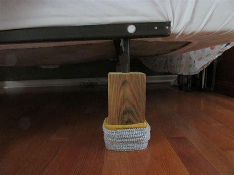 Diy-Bed-Frame-Leg-Covers