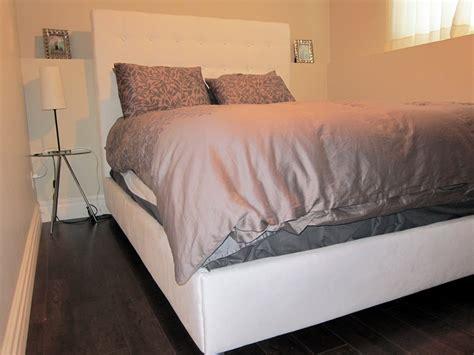 Diy-Bed-Frame-Padded