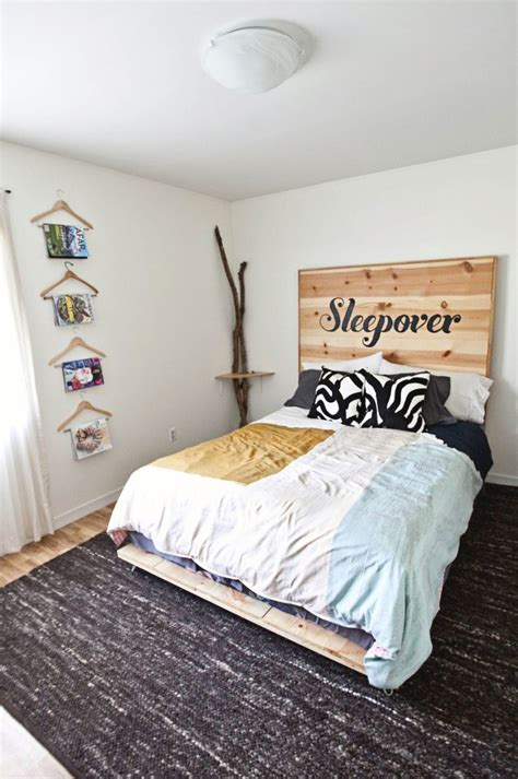 Diy-Bed-Without-Frame