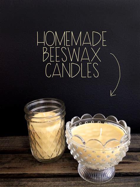 Diy-Beeswax-Candles