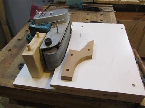 Diy-Belt-Sander-Table