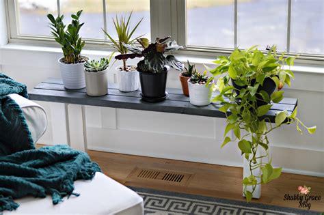 Diy-Bench-For-Plant