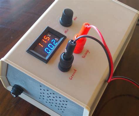 Diy-Bench-Power-Supply-Arduino