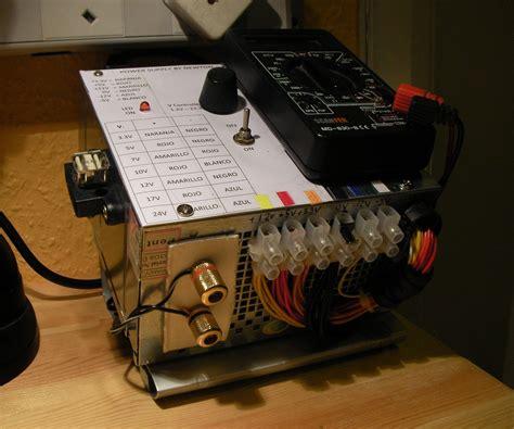 Diy-Bench-Power-Supply-With-Voltage-Regulator