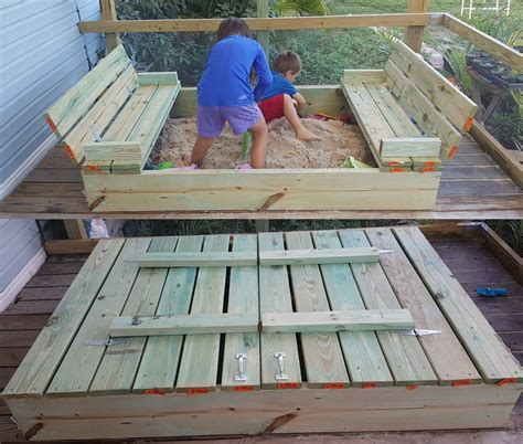 Diy-Bench-Sandbox