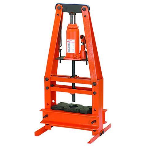 Diy-Bench-Shop-Press