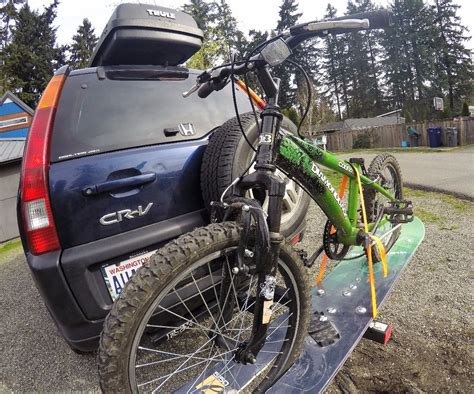 Diy-Bicycle-Rack-Hitch-Mount