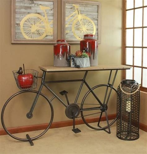 Diy-Bicycle-Table