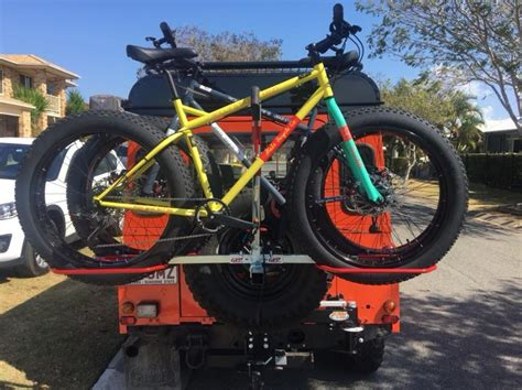 Diy-Bicycle-Trailer-Rack