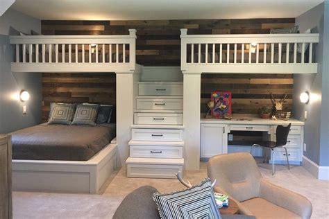 Diy-Big-Loft-Bed