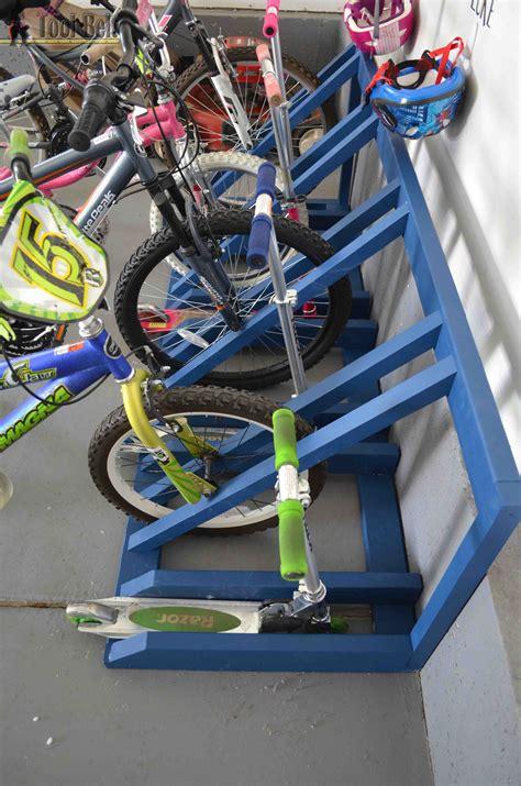 Diy-Bike-Rack-For-Motorcycle