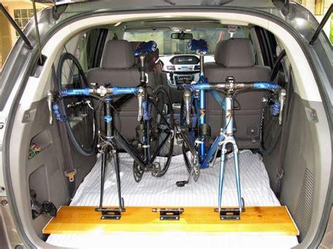 Diy-Bike-Rack-Inside-Suv