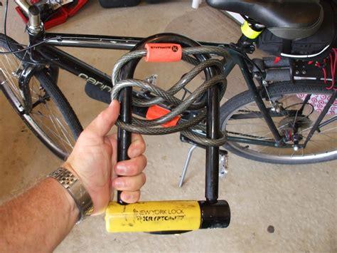 Diy-Bike-Rack-Lock