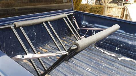 Diy-Bike-Rack-Truck-Bed-Pvc
