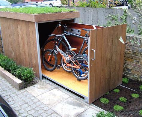 Diy-Bike-Storage-Shed-Plans