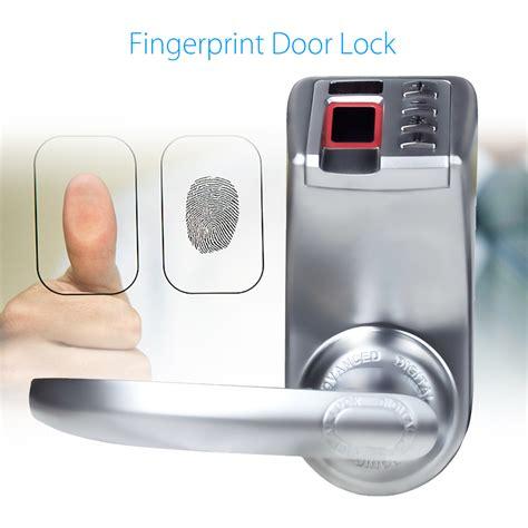 Diy-Biometric-Door-Lock
