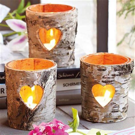 Diy-Birch-Wood-Candles