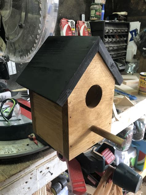 Diy-Birdhouse-Projects