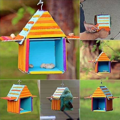 Diy-Birdhouse-With-Toddlers