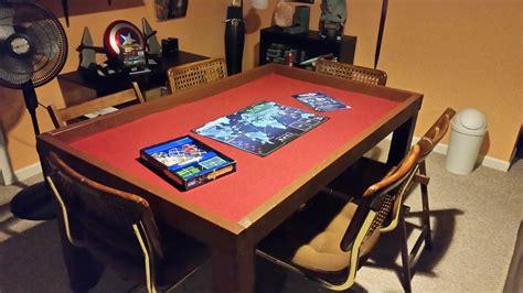 Diy-Bjursta-Gaming-Table