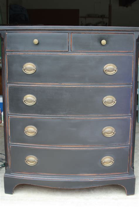 Diy-Black-Furniture-Glaze