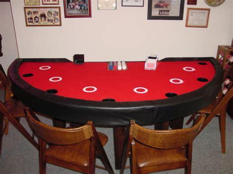 Diy-Blackjack-Table