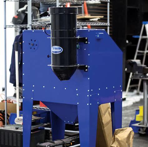 Diy-Blast-Cabinet-Reclaimer-Kit