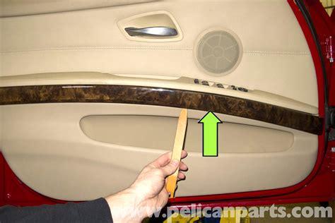 Diy-Bmw-E90-Door-Panel-Removal