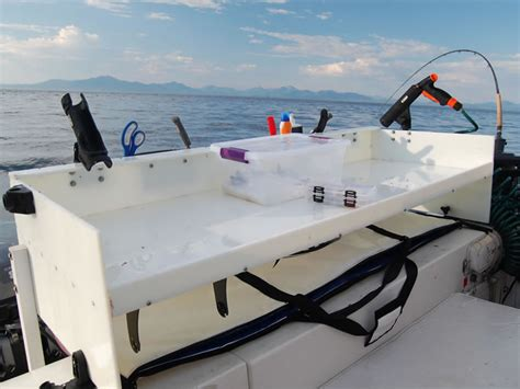 Diy-Boat-Bait-Table
