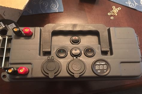 Diy-Boat-Electronics-Box