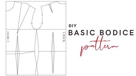 Diy-Bodice-Pattern