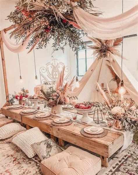 Diy-Boho-Table