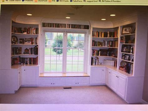Diy-Bookcase-Around-Window