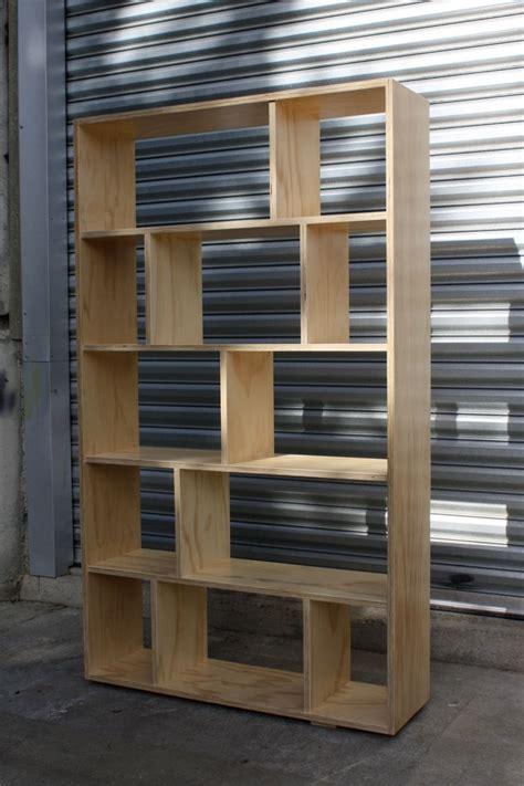 Diy-Bookcase-Plywood