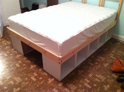 Diy-Bookcase-Under-Bed