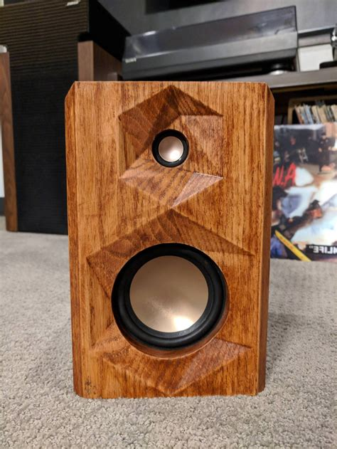 Diy-Bookshelf-Speaker-Design