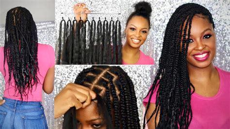 Diy-Box-Braids-Youtube