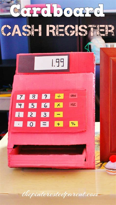 Diy-Box-Cash-Register