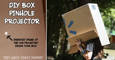 Diy-Box-Pinhole-Projector