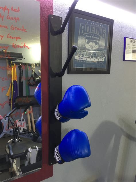 Diy-Boxing-Glove-Rack