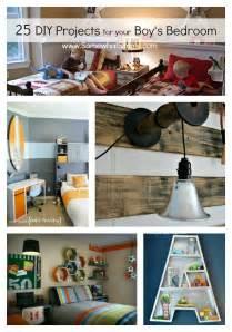Diy-Boy-Bedroom-Projects