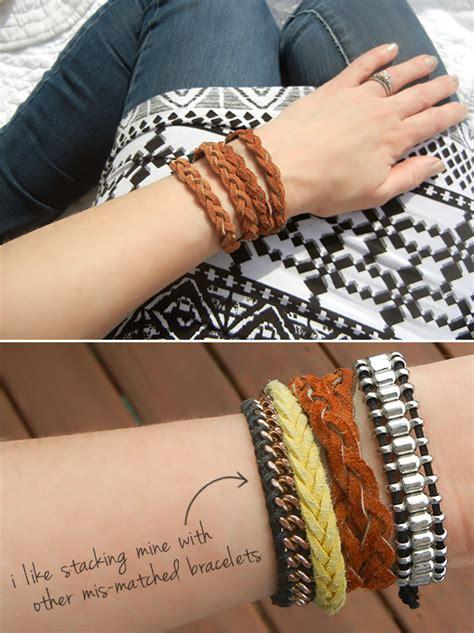 Diy-Braided-Leather-Wrap-Bracelet