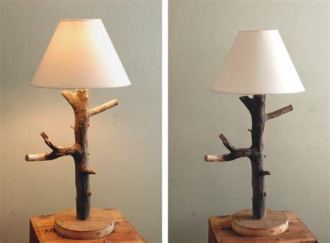 Diy-Branch-Table-Lamp