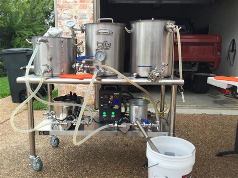 Diy-Brew-Table
