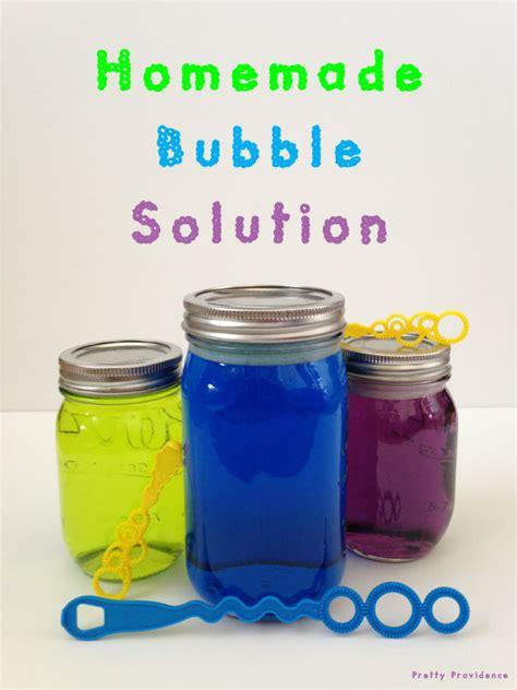 Diy-Bubble-Solution