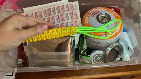 Diy-Bug-Out-Box
